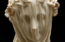 """Veiled Lady,"" Raffaelo Monti"