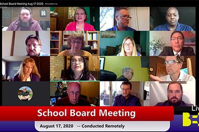 Bloomington Public Schools board