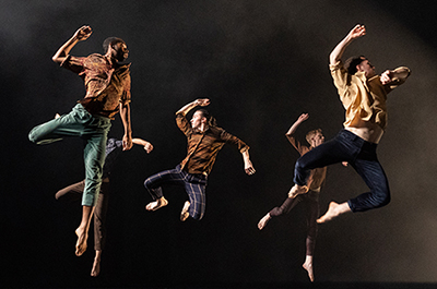 Andrea Miller's GALLIM dance company