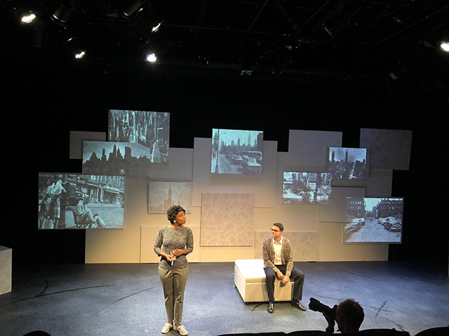 "Pillsbury House Theatre's 2019 production of Talvin Wilks' ""Jimmy & Lorraine: A Musing."""