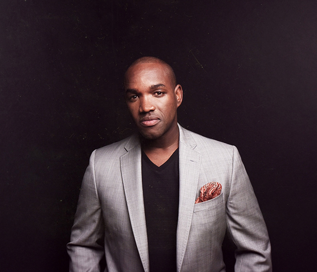 The International Artist Series includes an online performance by tenor Lawrence Brownlee on Oct. 4, 3 p.m.