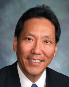 Superintendent Les Fujitake