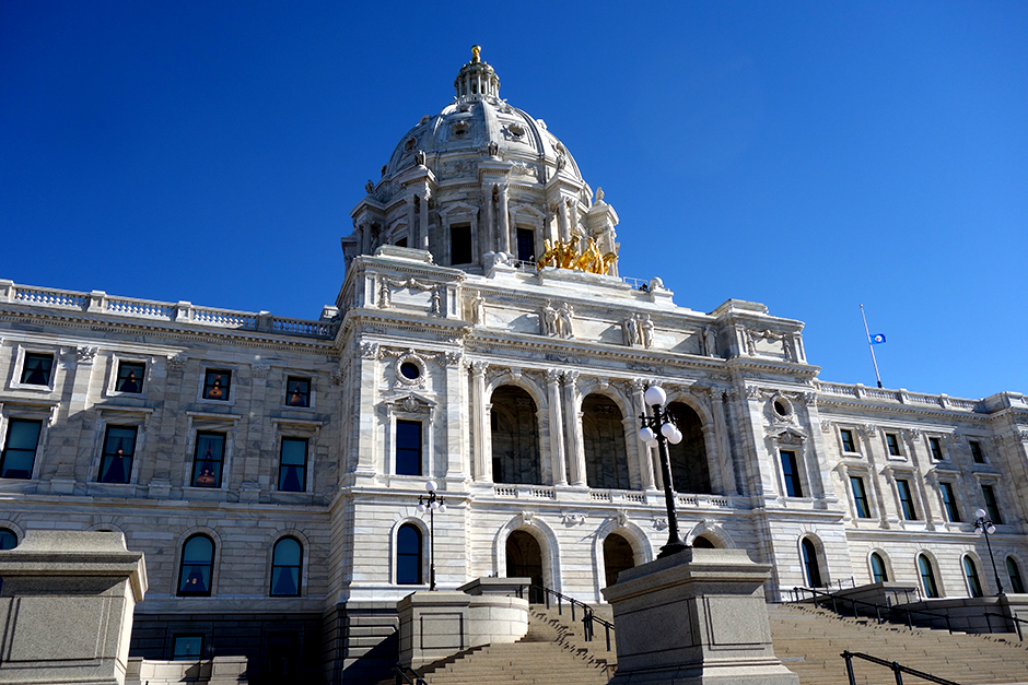 There are 134 seats in the Minnesota House and 67 seats in the Minnesota Senate up for election in 2020.