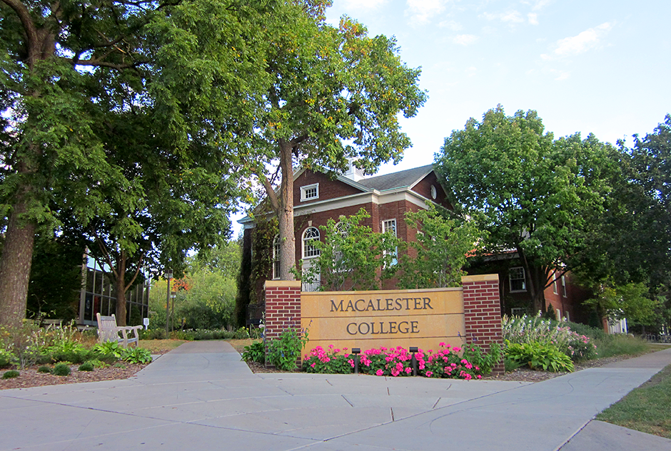Macalester College, St. Paul