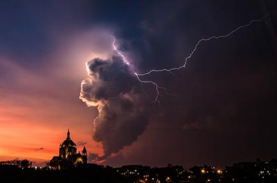 St. Paul thunderstorm
