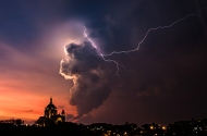 St. Paul thunderstorm