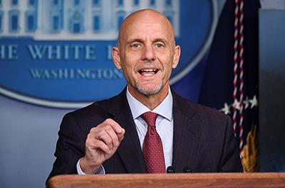 Commissioner of U.S. Food and Drug Administration Dr. Stephen M. Hahn
