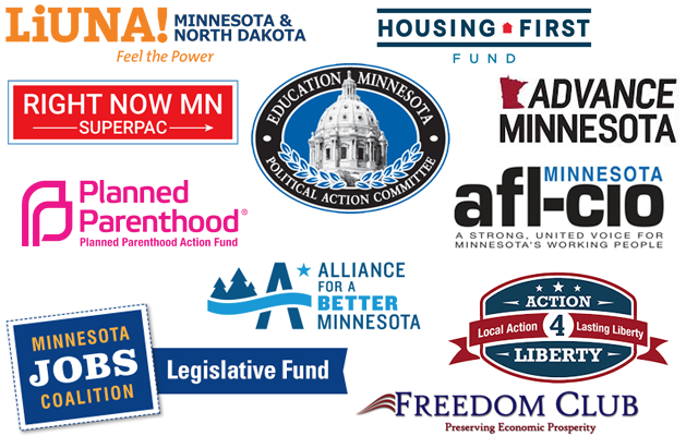 Meet the Minnesota political groups spending big on the 2020 election