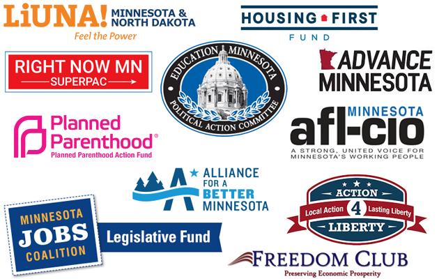 Minnesota political groups