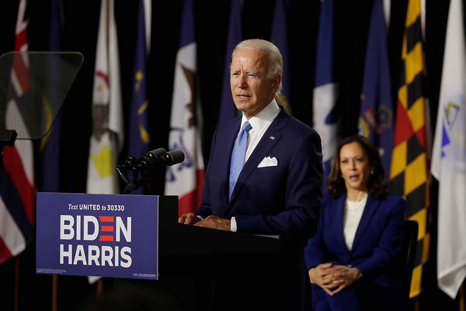 Starting with Minnesota because we live here, where polls in general seem to vary from a tiny Joe Biden lead to a solid one, Morning Consult shows Biden up 50 to 43 percent.