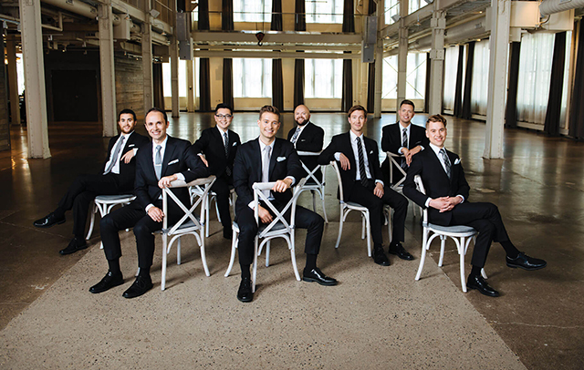 For spring 2021, Cantus has planned a series of three live and in-person concerts they will actively tour to several locations.