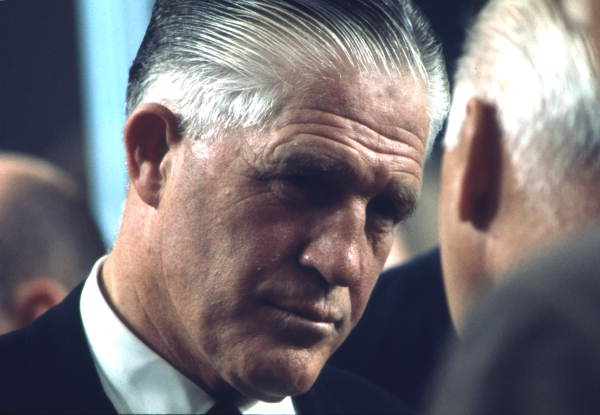 George Romney at the 1968 Republican National Convention.