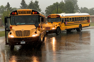 Hastings school buses