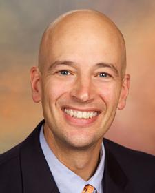 Superintendent Jason Berg