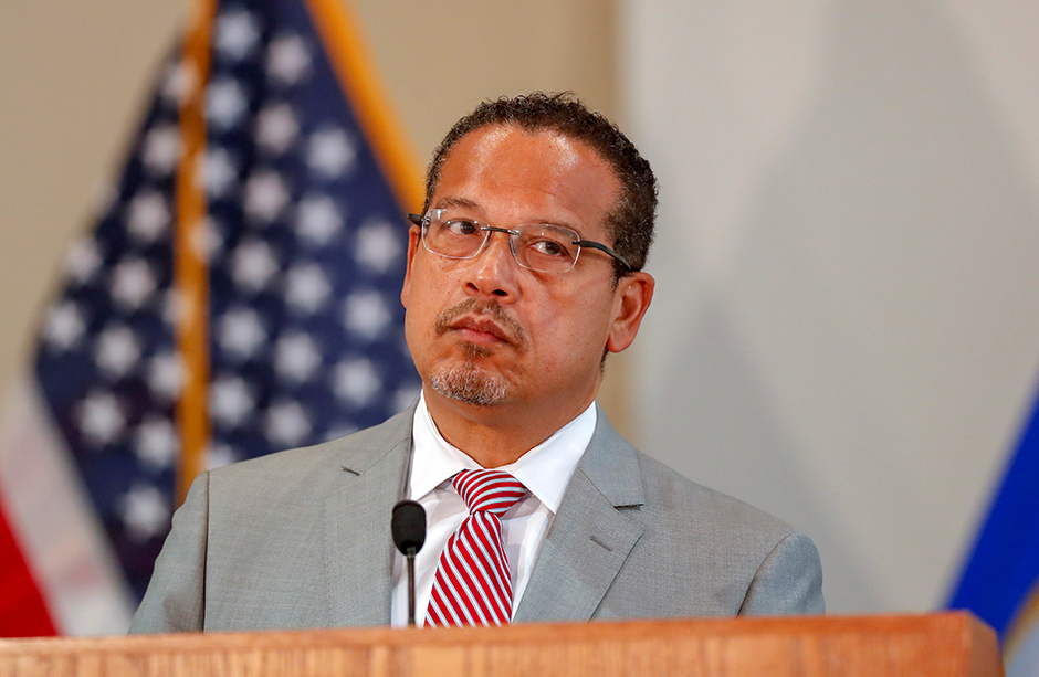 Minnesota Attorney General Keith Ellison