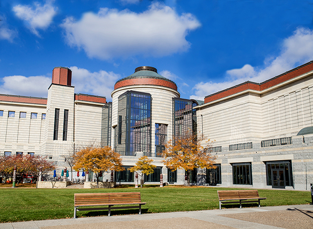 The Minnesota History Center reopens on October 1.