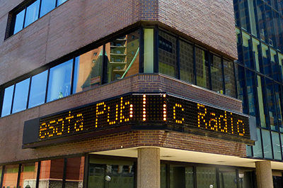 Minnesota Public Radio/American Public Media building, St. Paul
