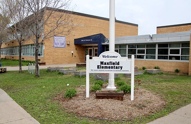 photo of school building