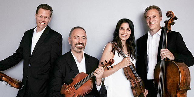 """Pacifica Quartet will play a concert called """"Women's Suffrage: A Musical Retrospective,"""" with all of the music by women composers."""