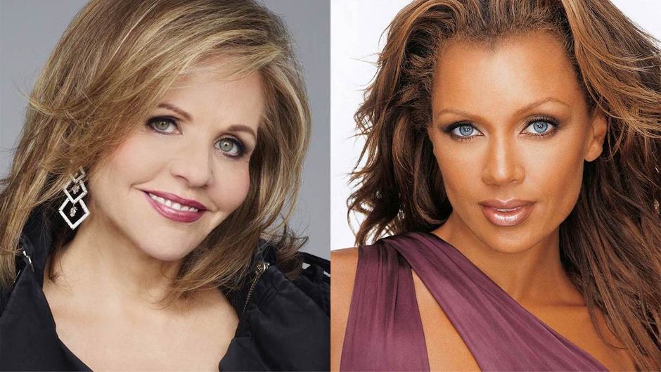 photos of renee fleming and vanessa williams