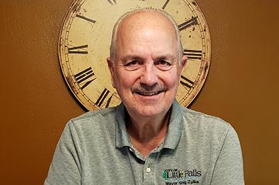 Mayor Greg Zylka