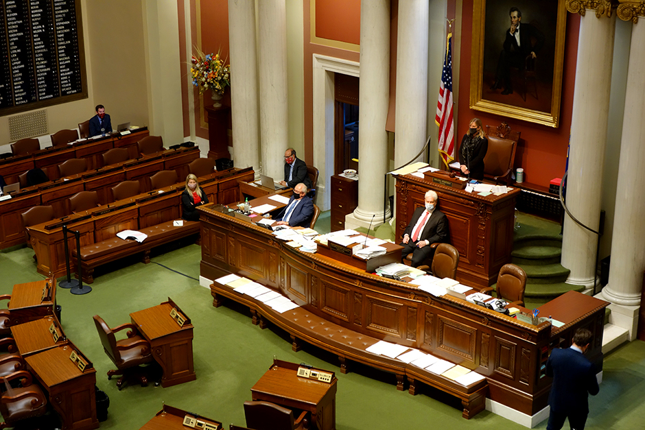 On Wednesday, the Minnesota House passed a $1.36 billion bill to pay for public construction projects across the state.