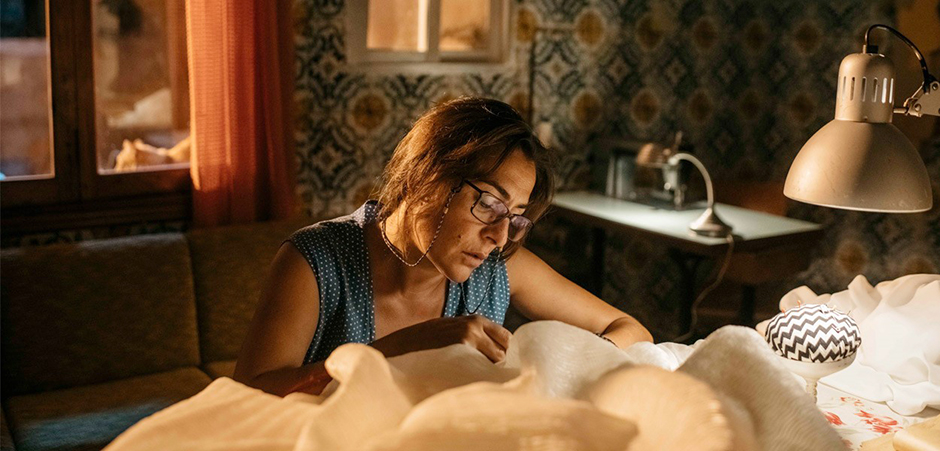"""The 8th Annual Cine Latino Film Festival opens with """"Rosa's Wedding,"""" a Spanish dramedy of a woman who decides to marry herself."""