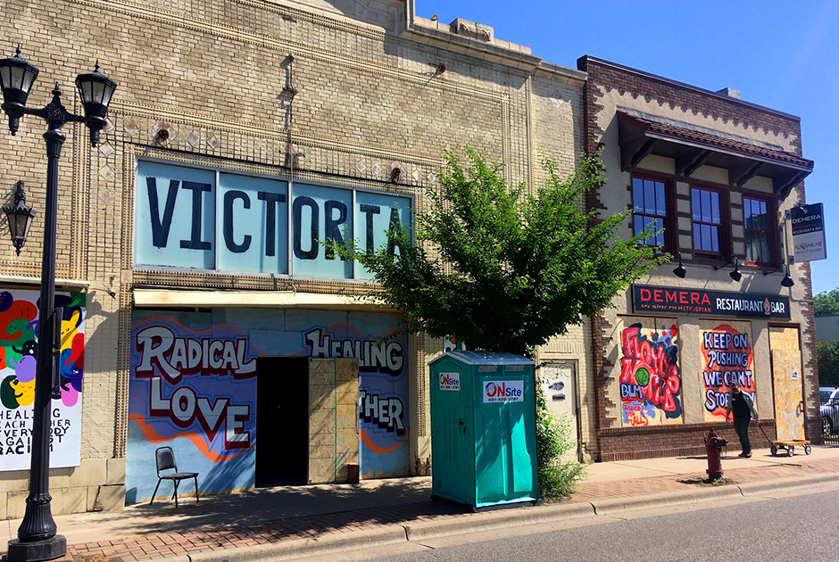 Victoria Theater Arts Center in St. Paul was given $2.4 million in the bonding bill passed last week.