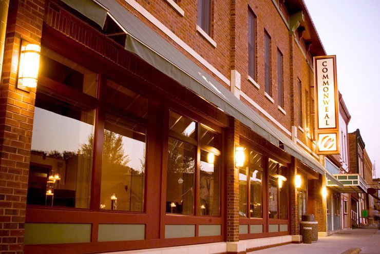 Commonweal Theatre Company in Lanesboro is a member of the Minnesota Theatre Alliance.