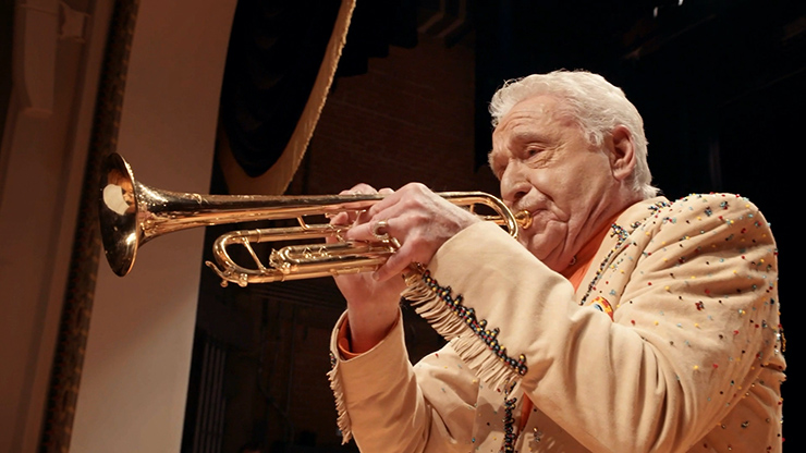 """Never Too Late: The Doc Severinsen Story,"" directed by Kevin Bright and Jeff Consiglio."