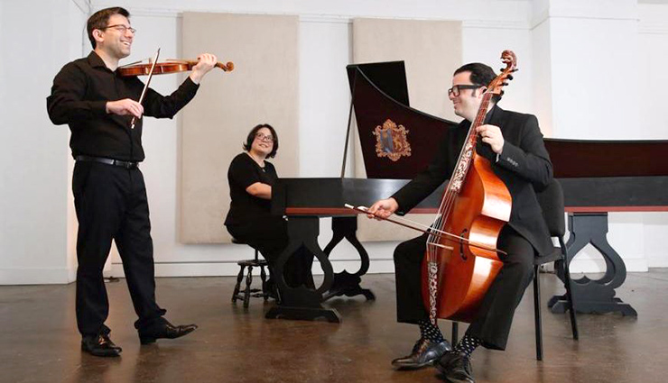 Flying Forms is a baroque chamber music ensemble based in St. Paul.