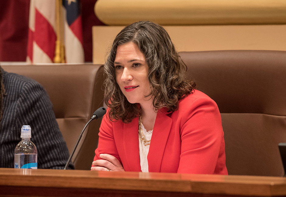 Lisa Bender, president of the Minneapolis City Council and representative of its 10th Ward, said on Sunday she will not run for reelection.