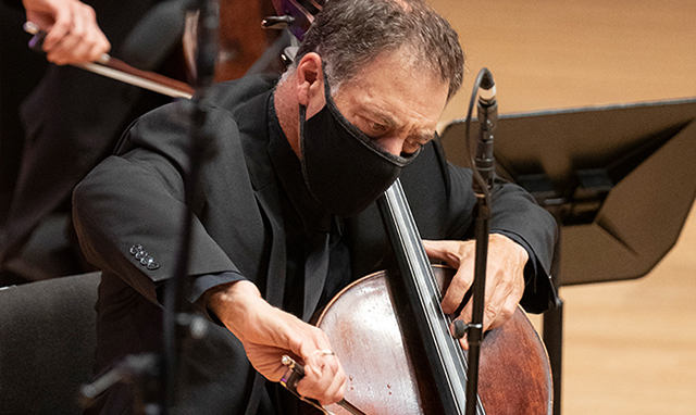The Minnesota Orchestra will perform live from Orchestra Hall on Friday night.