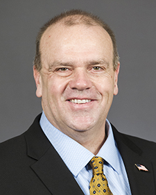 Former and future state Rep. Matt Bliss