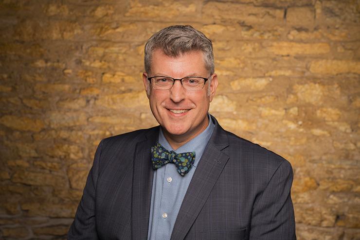 Minnesota Opera President Ryan Taylor