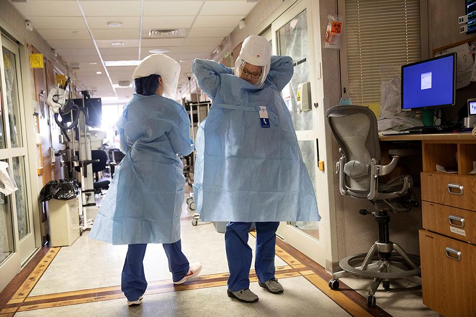 Nurse Kate Knepprath