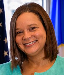 Commissioner Alice Roberts-Davis