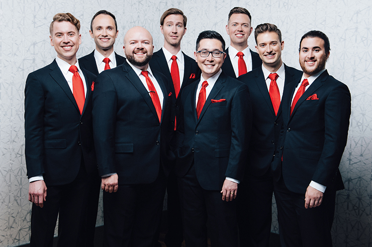 """Starting Friday, Dec. 11, at 7:30 p.m.: Christmas with Cantus: """"Lessons and Carols for Our Time."""""""