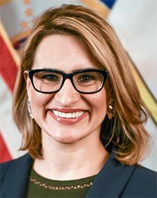 Lt. Gov. Peggy Flanagan