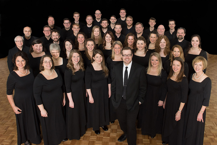 The Singers is a stellar chamber choir led by Matthew Culloton.