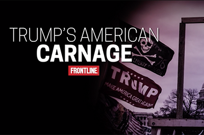 """Trump's American Carnage"""