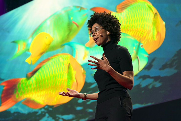 Ayana Elizabeth Johnson