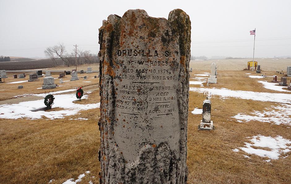 Greenvale Cemetery, Dakota County, Minnesota