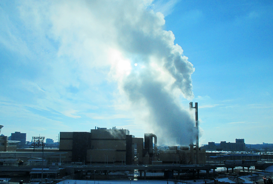 The Hennepin Energy Recovery Center is a facility located in Minneapolis that burns garbage to generate energy.
