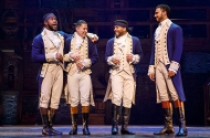 """Hamilton"" National Tour"