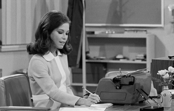 "An image from ""Mary Tyler Moore: A Celebration."""