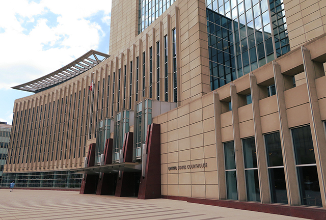 Minnesota federal courts shut down next week over threats of violence   MinnPost