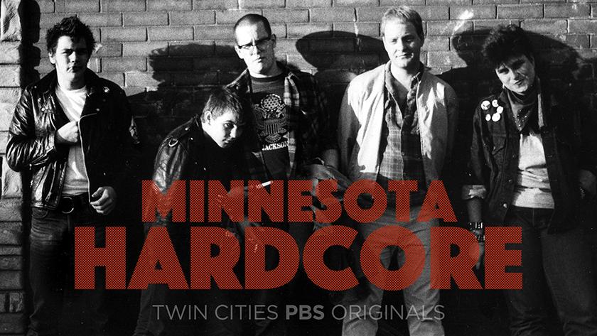 """Minnesota Hardcore"" promotional graphic."