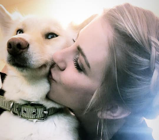 """Rachel Mairose: """"I think that the folks who are adopting dogs these days are really in search of companionship. We humans are not built to be locked down in our houses."""""""