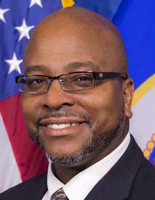 Revenue Commissioner Robert Doty